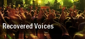 Recovered Voices Los Angeles tickets