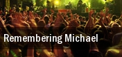 Remembering Michael Roseland Theater tickets