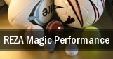 REZA Magic Performance tickets