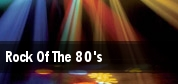 Rock Of The 80's tickets