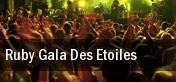 Ruby Gala Des Etoiles Mahalia Jackson Theater for the Performing Arts tickets