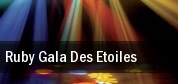 Ruby Gala Des Etoiles tickets