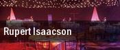 Rupert Isaacson tickets