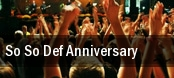 So So Def Anniversary Fabulous Fox Theatre tickets