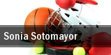 Sonia Sotomayor New York tickets