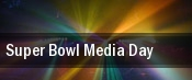 Super Bowl Media Day Mercedes tickets