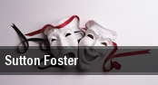 Sutton Foster Temple For The Performing Arts tickets