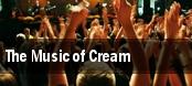 The Music of Cream Wilbur Theatre tickets