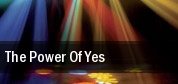 The Power Of Yes tickets