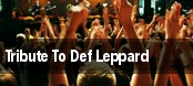 Tribute To Def Leppard tickets