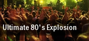 Ultimate 80's Explosion Atlantic City Hilton tickets