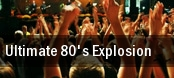 Ultimate 80's Explosion Atlantic City tickets