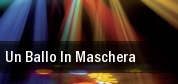 Un Ballo In Maschera Englewood tickets