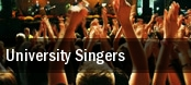 University Singers Muncie tickets