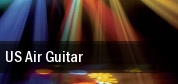 US Air Guitar The Record Bar tickets
