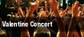 Valentine Concert tickets