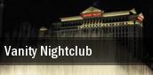 Vanity Nightclub tickets