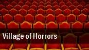 Village of Horrors War Memorial Auditorium tickets