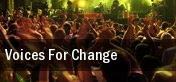 Voices For Change tickets
