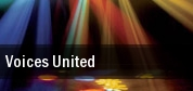 Voices United New York tickets