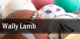 Wally Lamb tickets