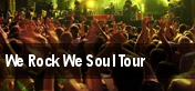 We Rock We Soul Tour tickets
