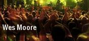 Wes Moore Arlene Schnitzer Concert Hall tickets