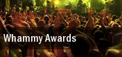 Whammy Awards Pieres tickets