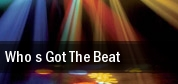 Who s Got The Beat Sylvia And Danny Kaye Playhouse tickets