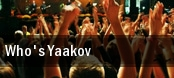 Who's Yaakov Miami Beach tickets