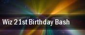 Wiz 21st Birthday Bash tickets