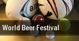 World Beer Festival tickets