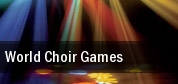 World Choir Games US Bank Arena tickets