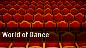 World of Dance tickets