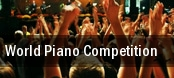 World Piano Competition Cincinnati tickets