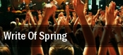 Write Of Spring tickets