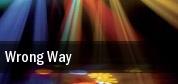 Wrong Way tickets