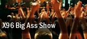X96 Big Ass Show Usana Amphitheatre tickets