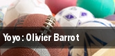 Yoyo: Olivier Barrot tickets