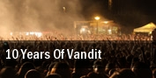 10 Years Of Vandit Manchester tickets