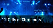 12 Gifts of Christmas Greensboro Coliseum tickets