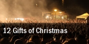 12 Gifts of Christmas Greensboro tickets