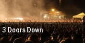3 Doors Down Darien Lake Performing Arts Center tickets