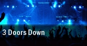 3 Doors Down Harrington tickets