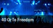 40 Oz To Freedom Denver tickets