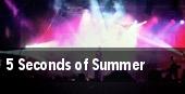 5 Seconds of Summer Hartford tickets