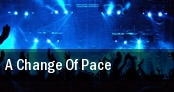 A Change Of Pace Houston tickets