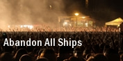 Abandon All Ships Pittsburgh tickets
