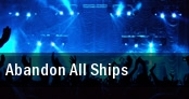 Abandon All Ships Sacramento tickets