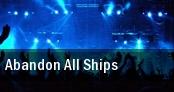 Abandon All Ships Sonar tickets